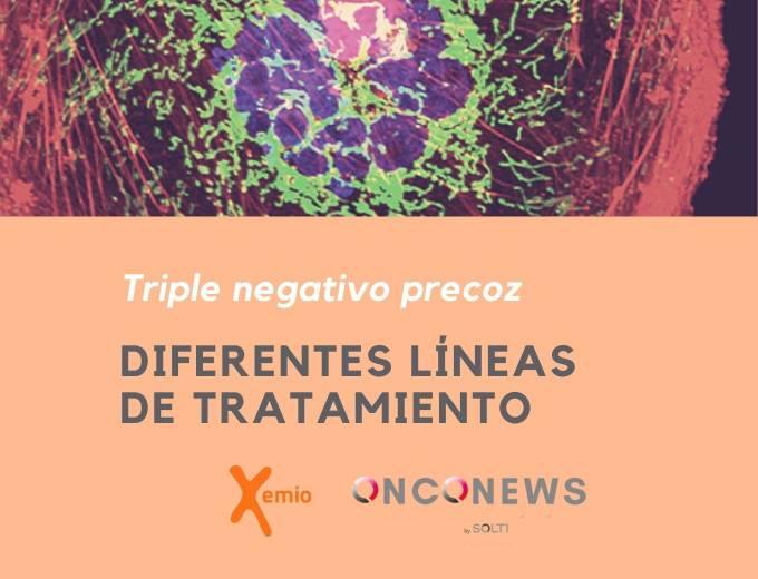 Triple negativo precoz